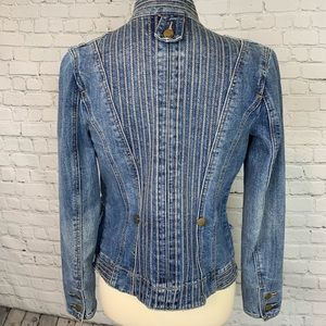 RARE Baccinni Jeans Jacket Size PS